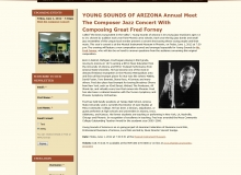 Young Sounds of Arizona Home